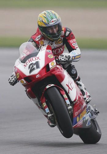Bayliss bude testovat Ducati pro MotoGP