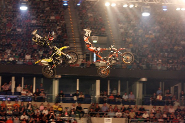 MS Freestyle Motokros � Night of the Jumps, Mannheim (N�mecko)