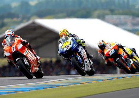 Grand Prix Francie - p�tek