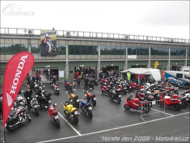 Honda den 2009 v Brnì