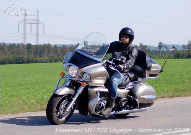 Kawasaki Chopper & Cruiser den