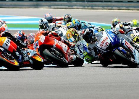 Grand Prix Itálie – pátek