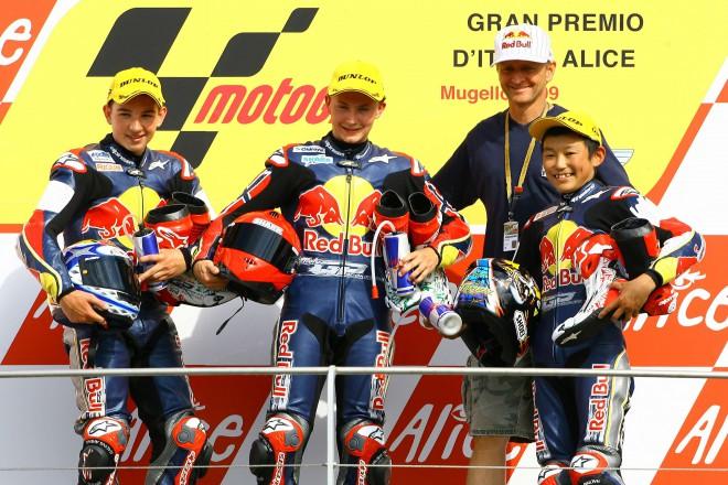 Premiérové pódium z Red Bull Rookies Cupu pro èeský motocyklový sport