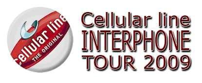 5. pozice Cellular line INTERPHONE Tour 2009