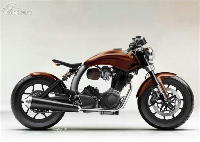 Mac Motorcycles - návrat ke koøenùm
