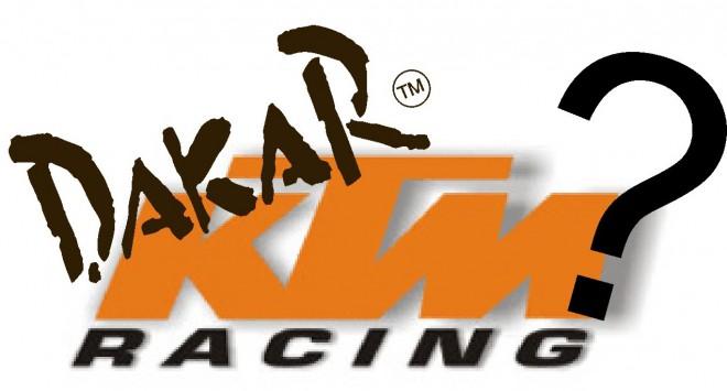KTM zrušila úèast na Dakaru!