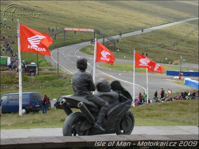 TT Isle of Man - Posledn� j�zda