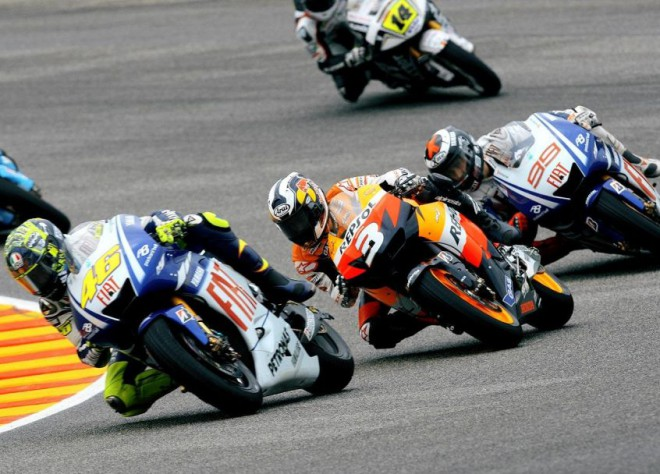 Grand Prix Katalánska – závod