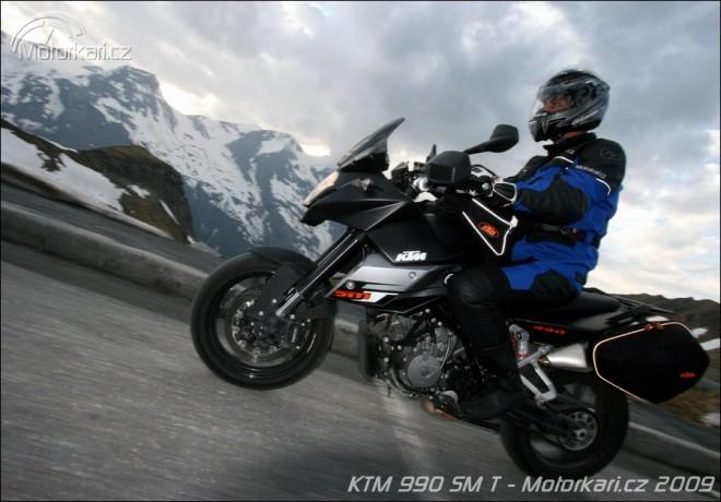 KTM 990 SM-T