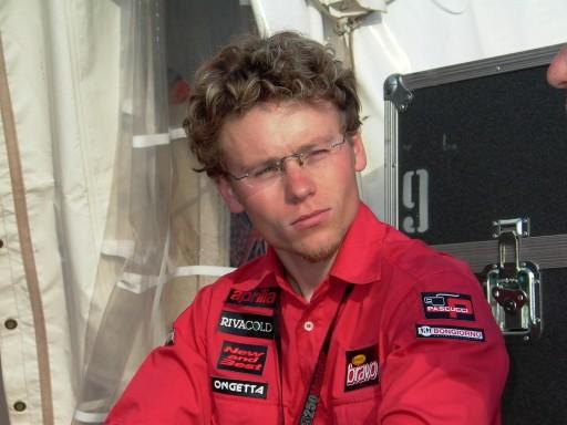�Mal� t��dy o�ima Steva Jenknera - 250ccm