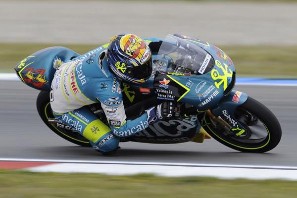 Grand Prix Holandska - z�vod 125 ccm