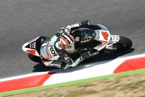 Grand Prix Holandska - závod 250 ccm