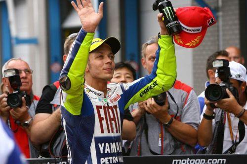 Grand Prix Holandska - z�vod MotoGP