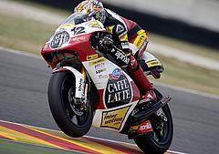Tom Lüthi v roce 2010 do MotoGP?