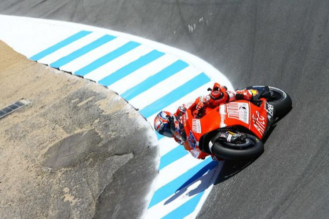 GP USA - Laguna Seca, MotoGP warm up