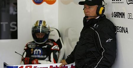 Kenny Roberts sr. se plnì koncentruje na Moto2