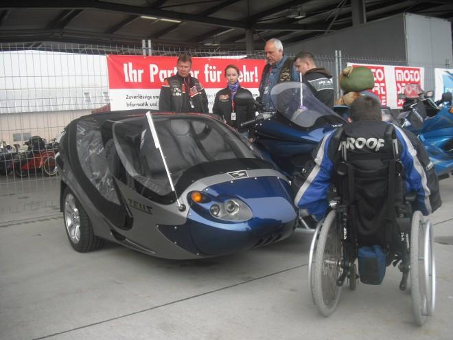 Švýcarská jízda za štìstím