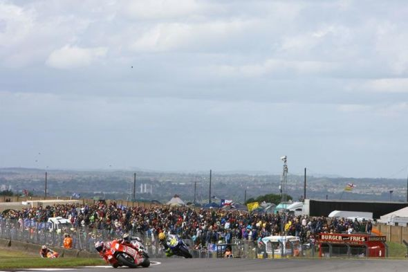 Grand Prix Velk� Brit�nie - FP2 + QP,  sobota