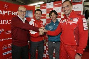 Aspar v roce 2010 v MotoGP s Ducati