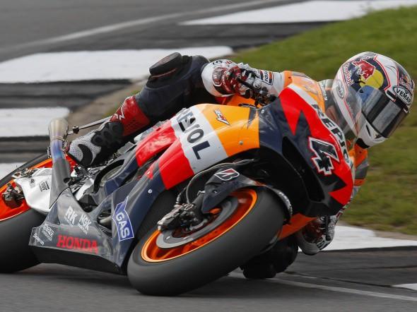 Grand Prix Velké Británie - MotoGP, závod