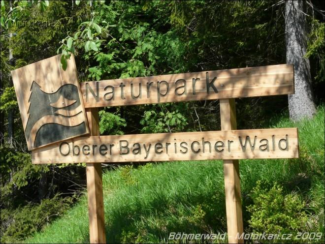 Èeský les / Böhmerwald