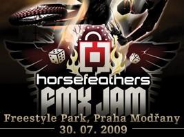 Program Horsefeathers FMX Jam - 30. 7. 2009