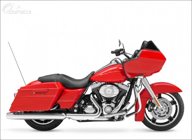 Novinky Harley-Davidson pro rok 2010