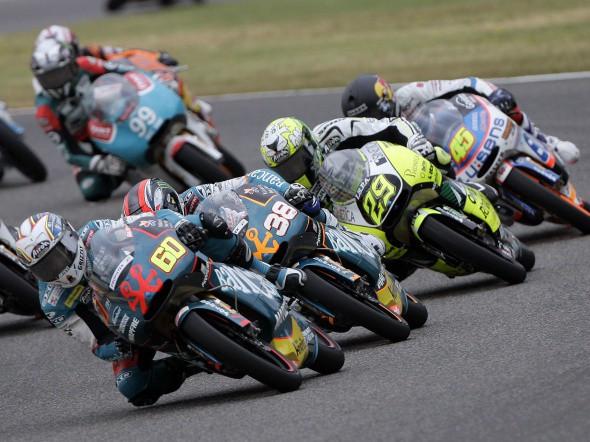 Španìlská nadvláda v nejslabší tøídì seriálu MotoGP