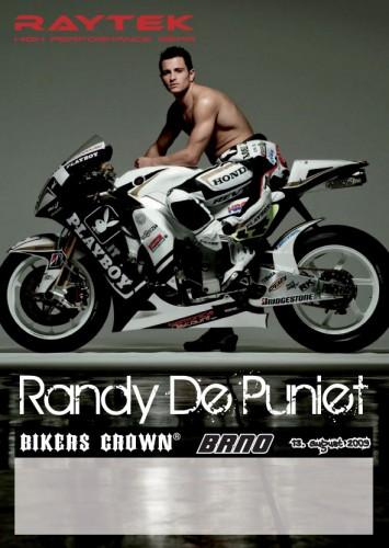 RANDY DE PUNIET - Podpisová akce