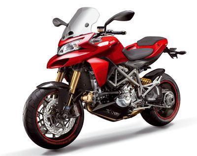 Cestovní enduro Ducati Strada Aperta