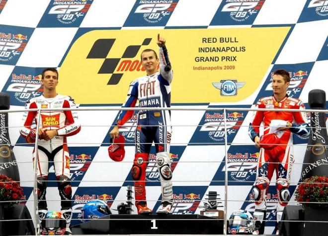 Grand Prix Indianapolis –  závod