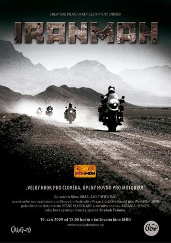 Film IRANMAN v kultovním kinì AERO