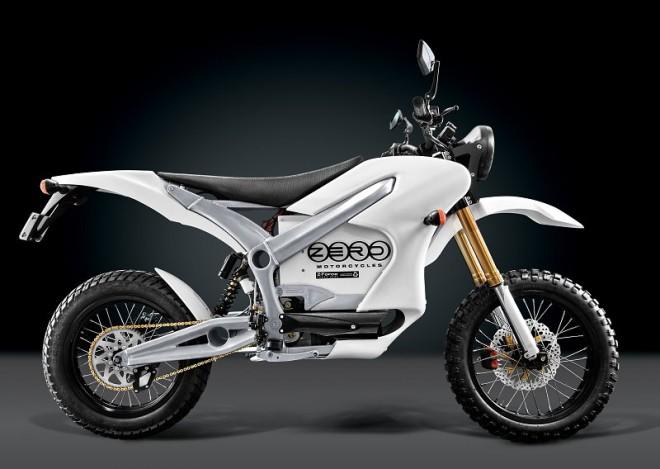 Zero Dual Sport nabitý elektøinou