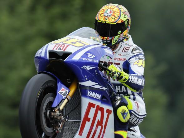 Grand Prix Èeské republiky - volné tréninky sobota