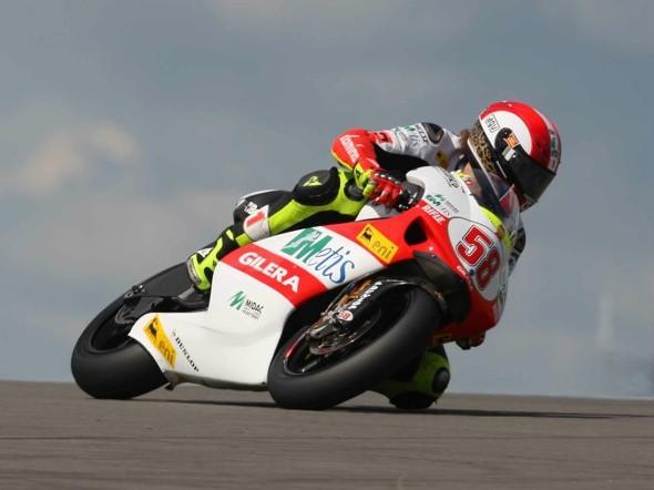 Grand Prix �esk� republiky - 250 ccm, kvalifikace