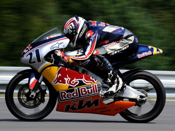Red Bull Rookies Cup – 1. závod