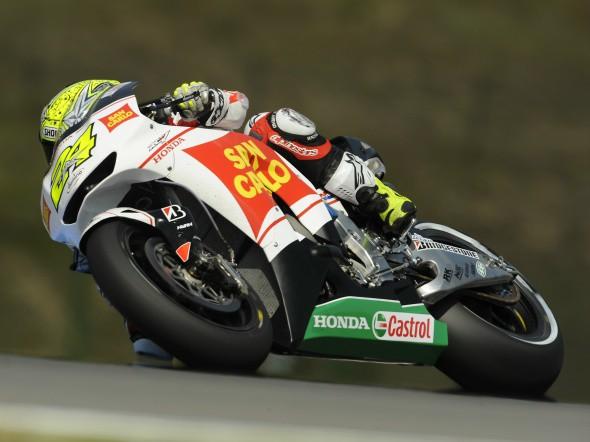 Testy MotoGP v Brn�