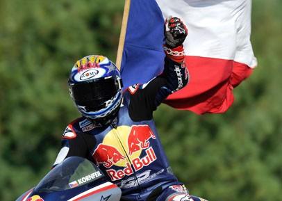 Kuba Kornfeil vítìzem Red Bull Rookies Cupu
