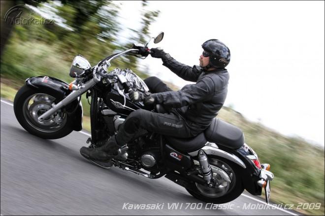 Kawasaki VN1700 Classic