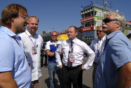 Pojede se Grand Prix v Brnì i pøíští rok?