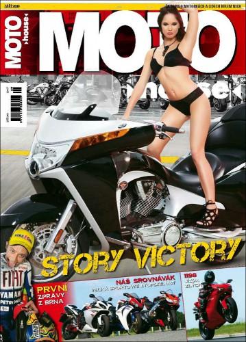 Pøedstavení Motohouse 9/2009