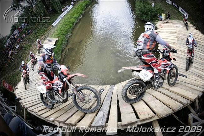 Red Bull Romaniacs 2009 + videa z etap