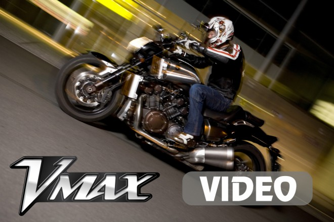 Yamaha VMAX ve víru velkomìsta