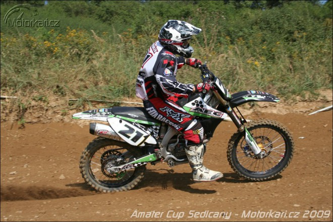 Amater Cup Sedlèany – 15. 8. 2009