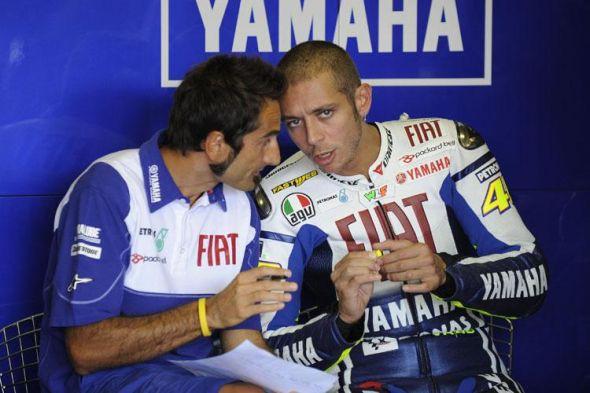 Rossi versus Lorenzo, nebo se bude smát Pedrosa?