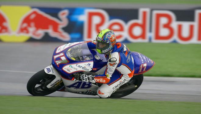 Grand Prix Indianapolis – pátek