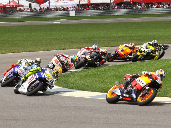 Startovní listina MotoGP 2010 - UPDATE 10.11.