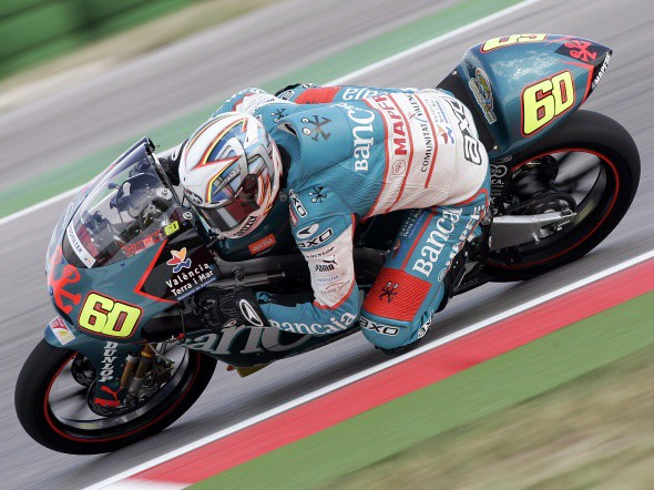 Grand Prix San Marina - Misano, závod 125 ccm