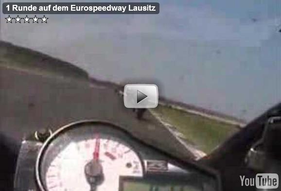 Eurospeedway Lausitz - prùjezd okruhem