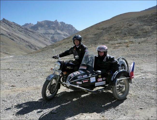 Sajdk�rov� expedice Blue Land 2009, cestopis ze srdce Himal�j�